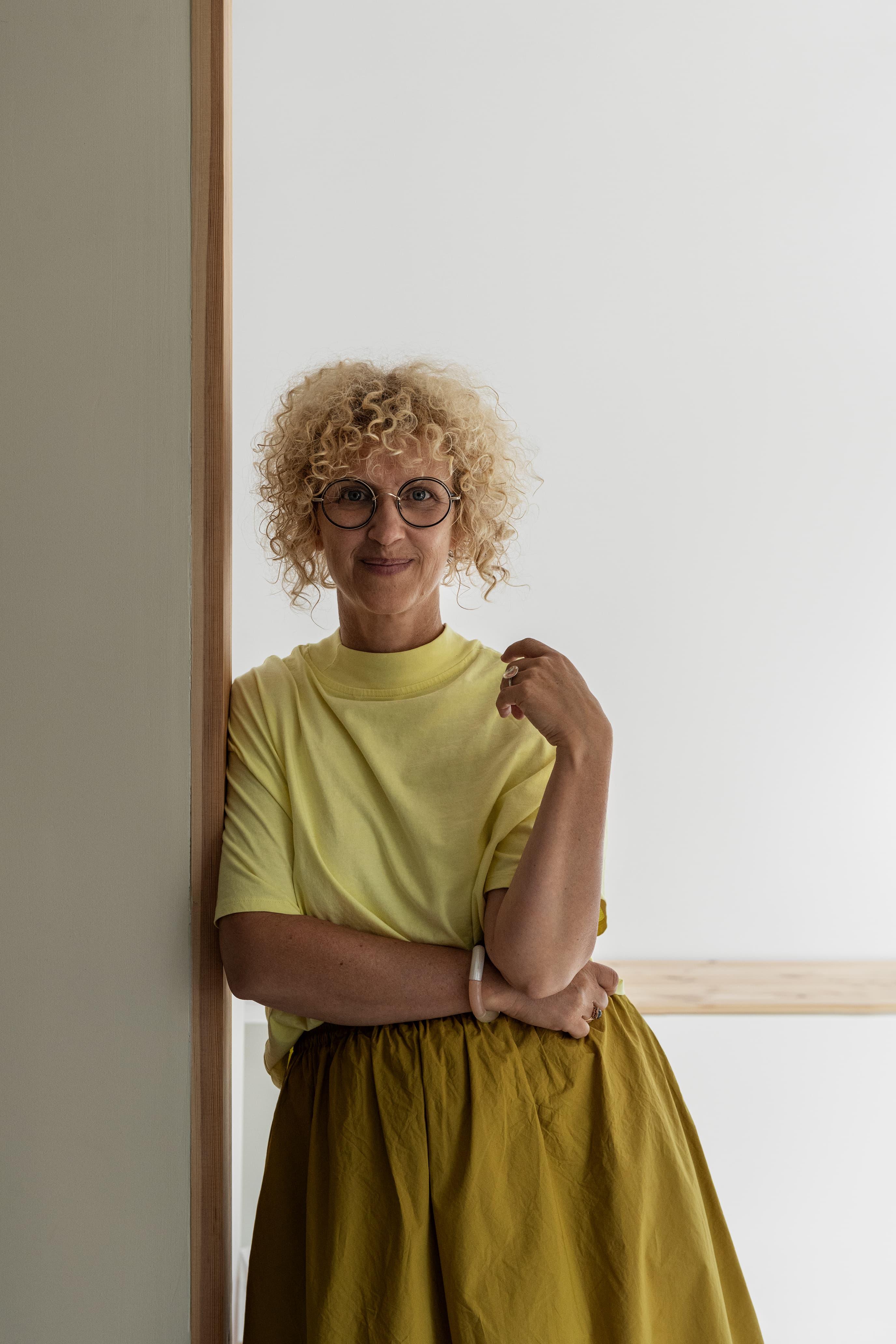 Inredningsstylist Tina Hellberg om färgval och att förhålla sig till trender
